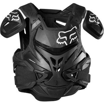 Fox Airframe Pro Protection Jacket CE - Black - Black