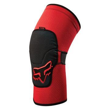 Fox Launch Enduro Knee Pads - Red