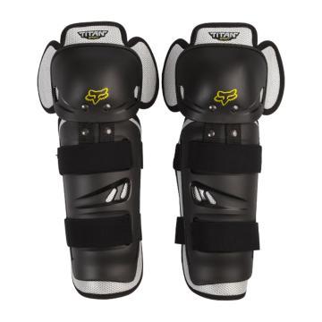 Fox Titan Sport Knee/Shin Guards - Black