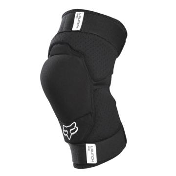 Fox Youth Launch Pro Knee Guards - Black