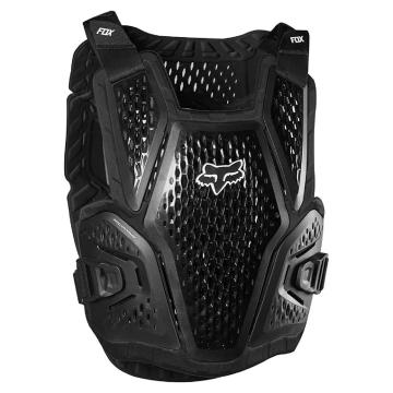 Fox Raceframe Roost Chest Protector - Black