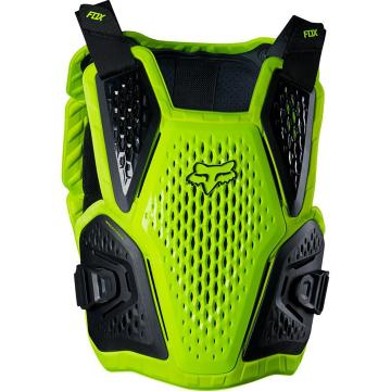Fox Raceframe Impact CE Chest Protector - Flo Yellow