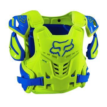 Fox Raptor Vest CE - Blue/Yellow