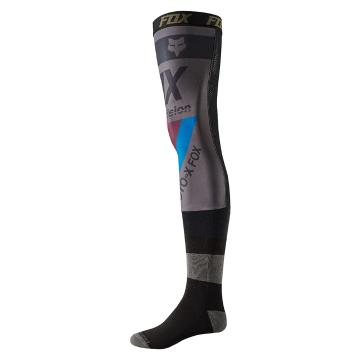 Fox 2018 Proforma Knee Brace Draftr Sock - Charcoal