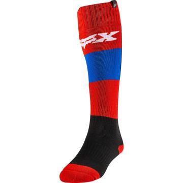 Fox Women's Linc Socks - Blue/Red