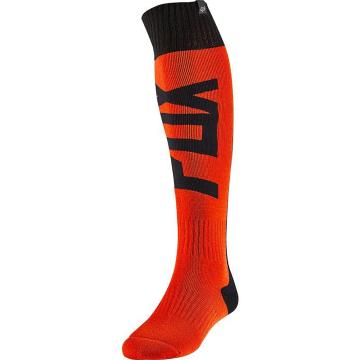 Fox Fri Fyce Thick Socks - Flo Orange