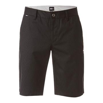 Fox Men's Essex Pinstripe Shorts - Black