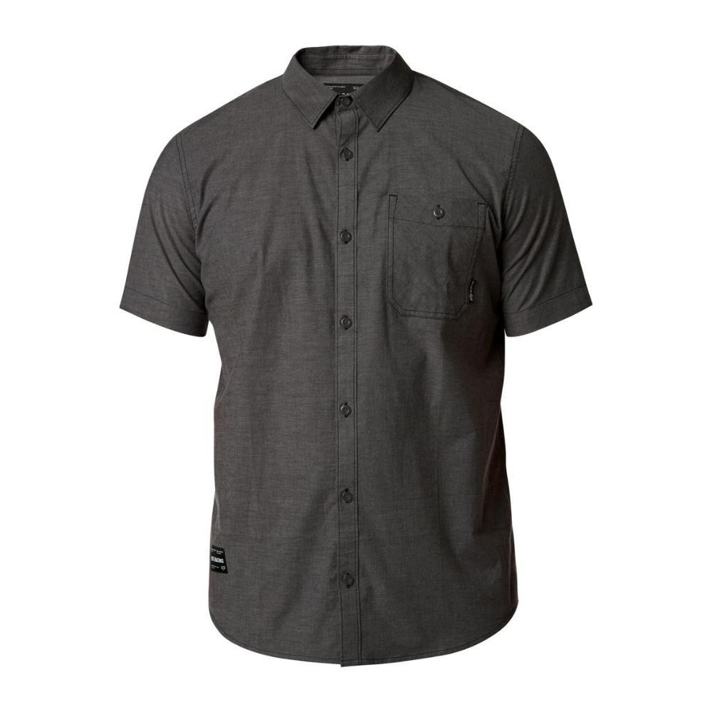 Men's Baja Short Sleeve Woven Shirt