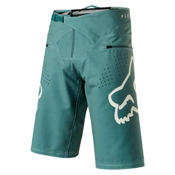 Fox 2018 Flexair Shorts - Green/Black
