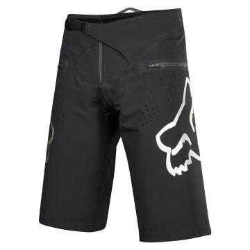 Fox 2018 Flexair Shorts - Black/Chrome