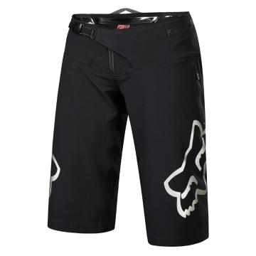 Fox 2018 Women's Flexair Shorts - Black/Chrome