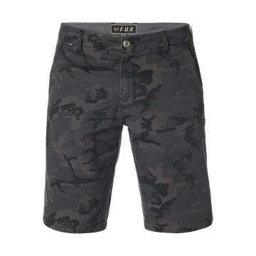 Fox Men's Essex Camo Shorts - Black Camo