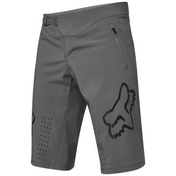 Fox Defend Shorts - Pewter