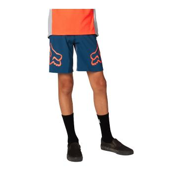 Fox Youth Defend Shorts - Dark Indigo