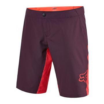 Fox 2016 Women's Lynx Shorts - Plum