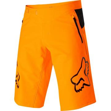 Fox Youth Defend S Shorts - Atomic Orange