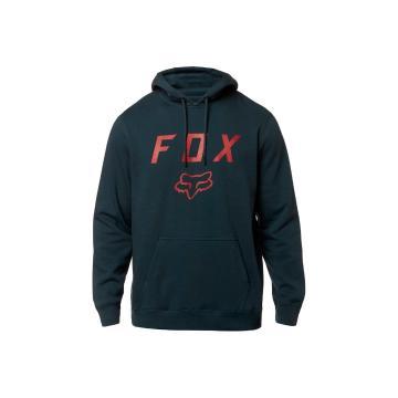 Fox Men's Moth Pullover Fleece  - Navy/Red