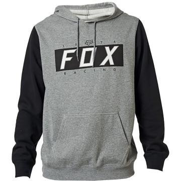 Fox Men's Winning Pullover Fleece - Heather Graphite