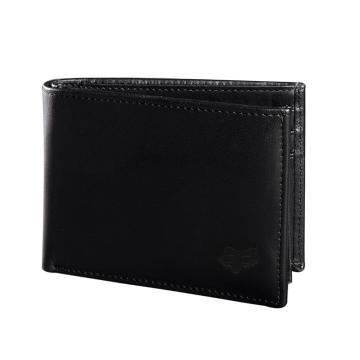 Fox Leather Bi-fold Wallet