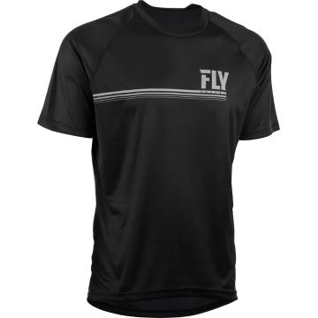 Fly Racing Men's Action Jersey - Black