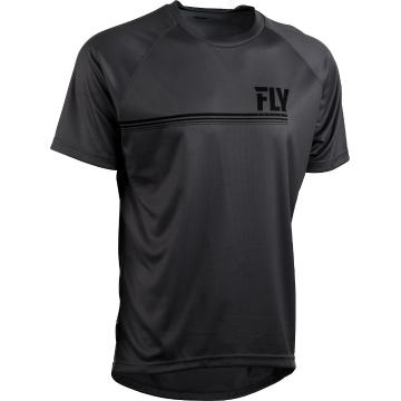 Fly Racing Men's Action Jersey - Charcoal Grey