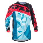 Fly Racing Men's Kinetic Crux Jersey
