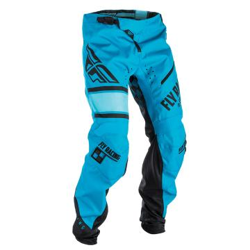 Fly Racing Men's Kinetic Pants - Blue/Black