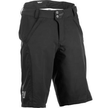 Fly Racing Warpath Shorts - Black