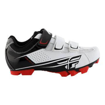 Fly Racing Youth Talon 2 MTB Shoes - White