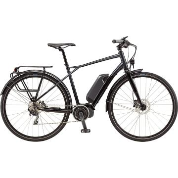 GT 2019 ETraffic Amp E-Bike - Gunmetal