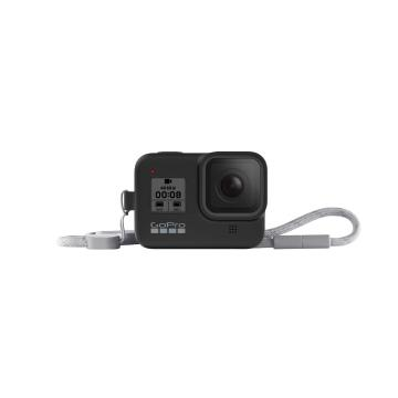 GoPro Sleeve + Lanyard (Hero8 Black)