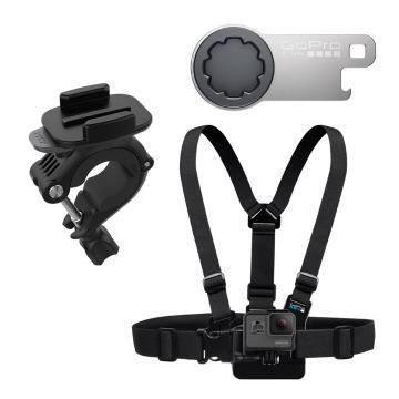 GoPro Bike and Ski Accessory Bundle