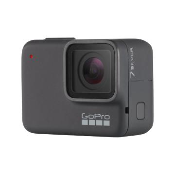GoPro Hero7 Silver Camera with 32gb SD Card - Silver