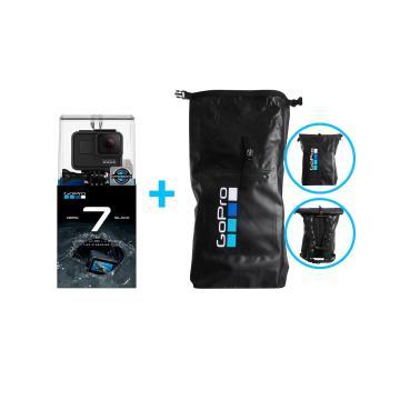 GoPro GoPro Hero7 Black Camera Dry Bag Bundle - Black
