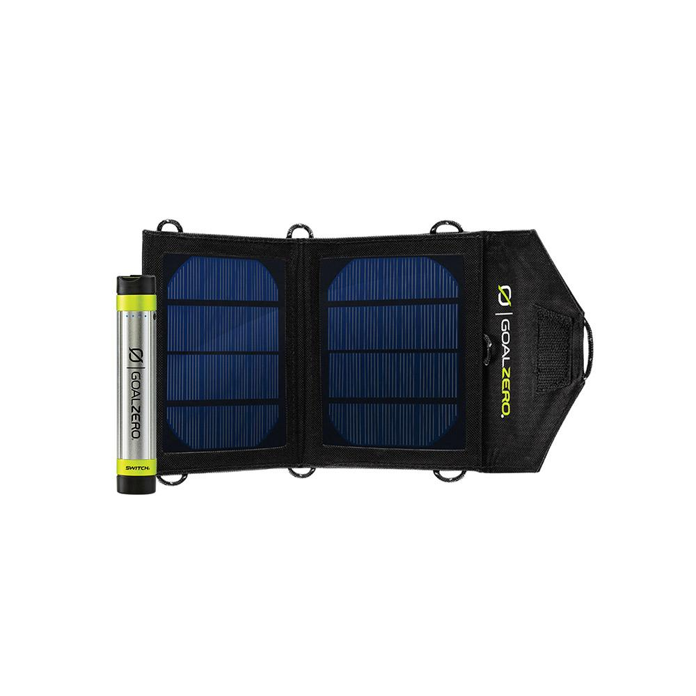 Switch 8 Solar Recharging Kit