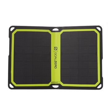 Goal Zero Nomad 7 Plus Solar Panel - Zero Green/Black