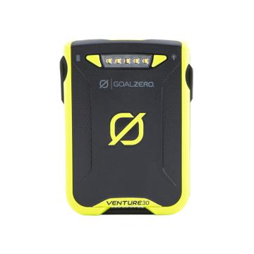 Goal Zero Venture 30 Solar Recharge Power Bank - Zero Green/Black