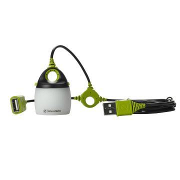 Goal Zero Light-A-Life Mini USB Light - Zero Green/Black