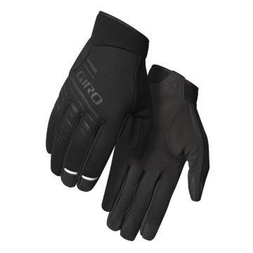 Giro Cascade Winter Bike Glove - Black - Black