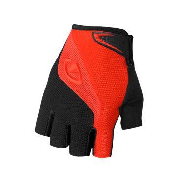Giro Bravo Gel SF Gloves - Red/Black
