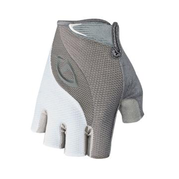 Giro Tessa Gel Short Finger Women's Gloves - Grey/White