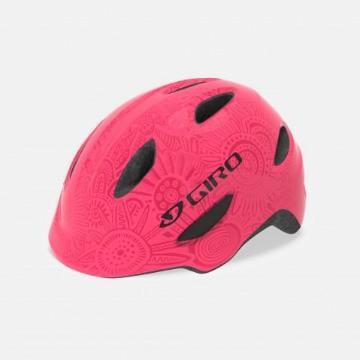 Giro Scamp MIPS Kids Helmet - Bright Pink/Pearl