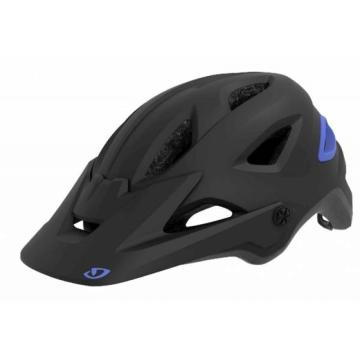 Giro 2020 Montara Women's MIPS MTB Helmet - Matte Black/Electric Purple