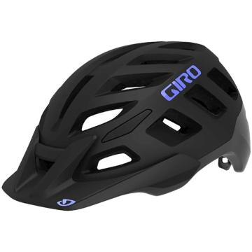 Giro 2020 Radix Women's Mips MTB Helmet - Matte Black/Electric Purple