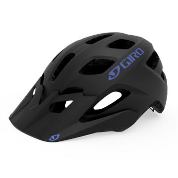 Giro 2020 Verce Women's MIPS MTB Helmet - Matte Black/Electric Purple