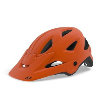 Giro Montaro MIPS MTB Helmet - Matte Dark Orange/Black