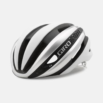 Giro 2020 Synthe MIPS Helmet - White/Silver