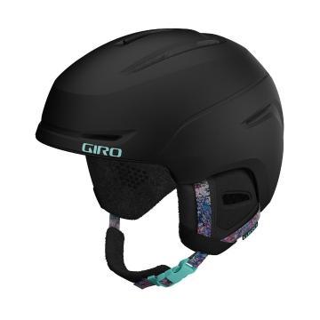 Giro Women's Avera MIPS Helmet - Matt Black/Pink Data Mosh
