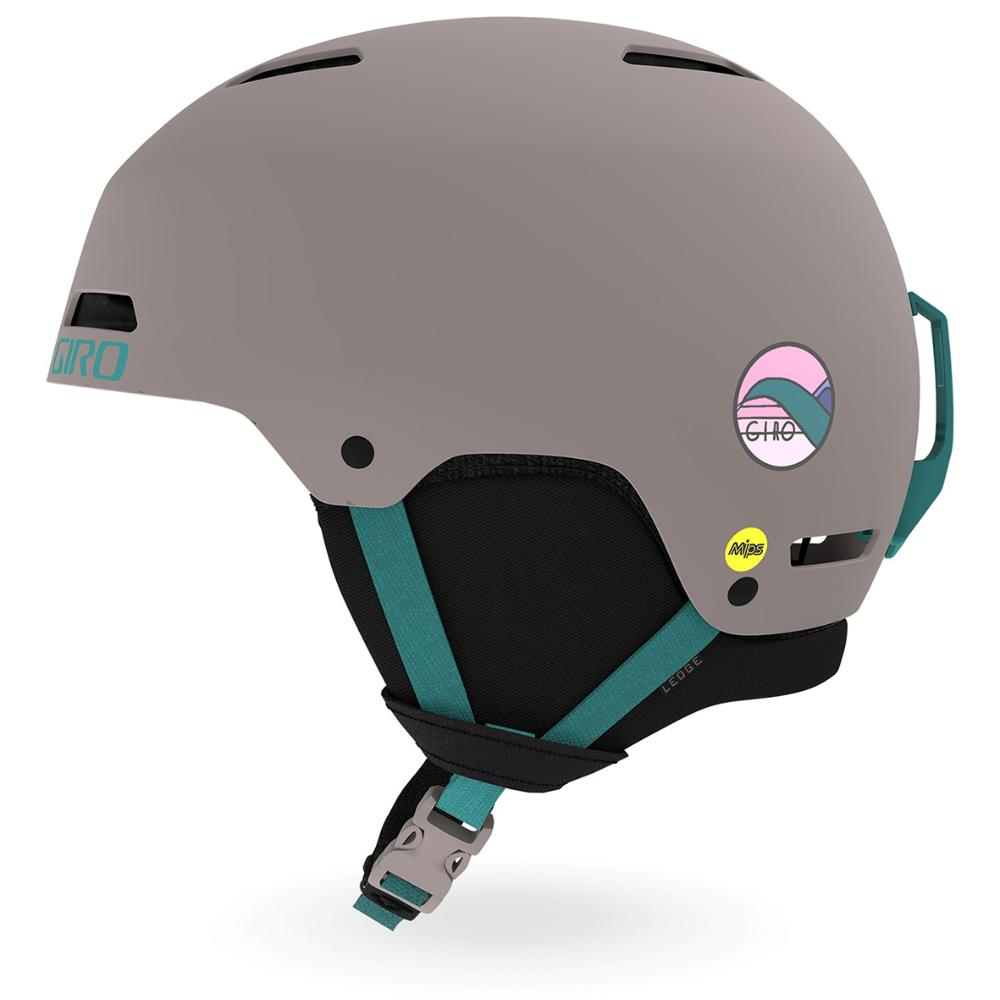 2019 Ledge Mat Snow Helmet