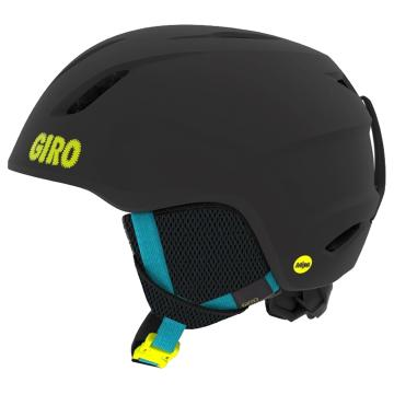 Giro 2019 Youth Launch MIPS Snow Helmet - Mat Black Sweet Tooth